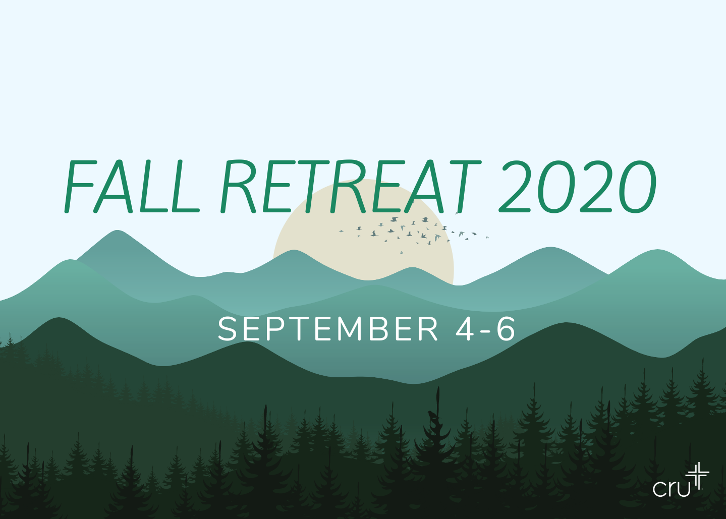 FALL RETREAT 2020