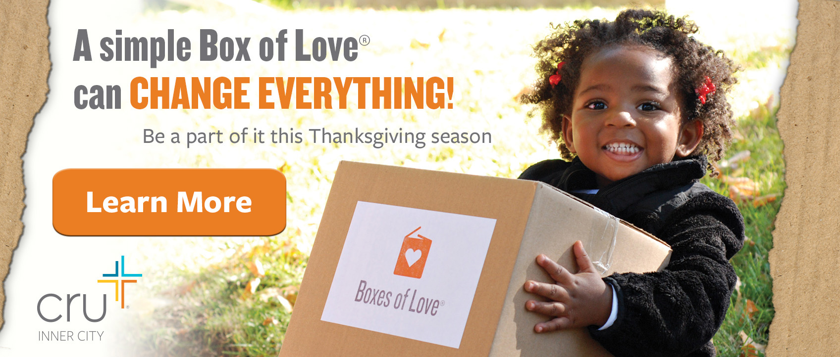 Give to Boxes of Love®