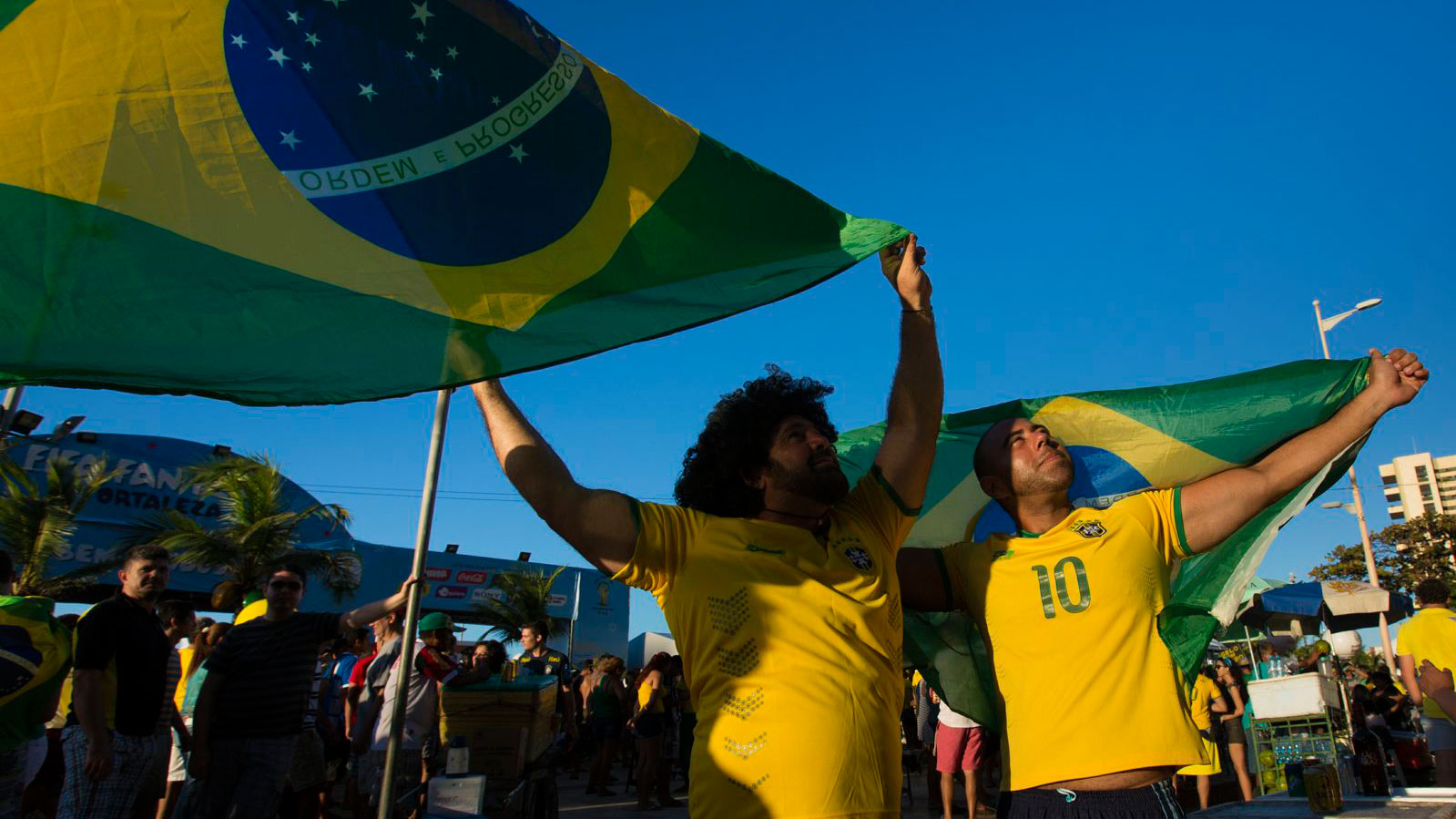 Photos: Ministry during the World Cup (Photo 1)