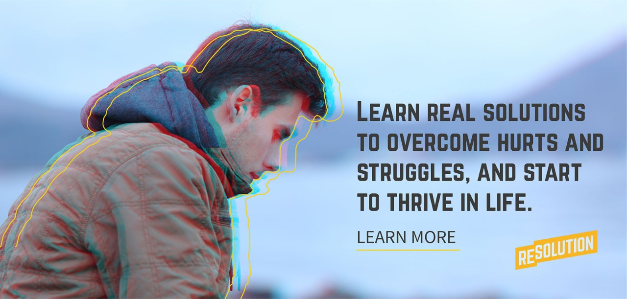 Resolution Movement - Learn Real Solutions to Ovecome Hurts and Struggles